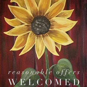 """🌻 All """"Reasonable Offers Welcomed"""" 🌻"""